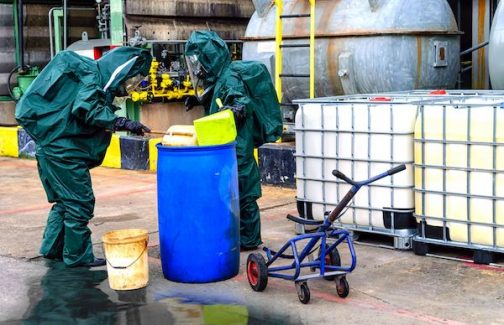 chemical-spill-cleanup-workplace-safety